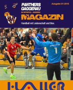 Magazin 1 2015-16