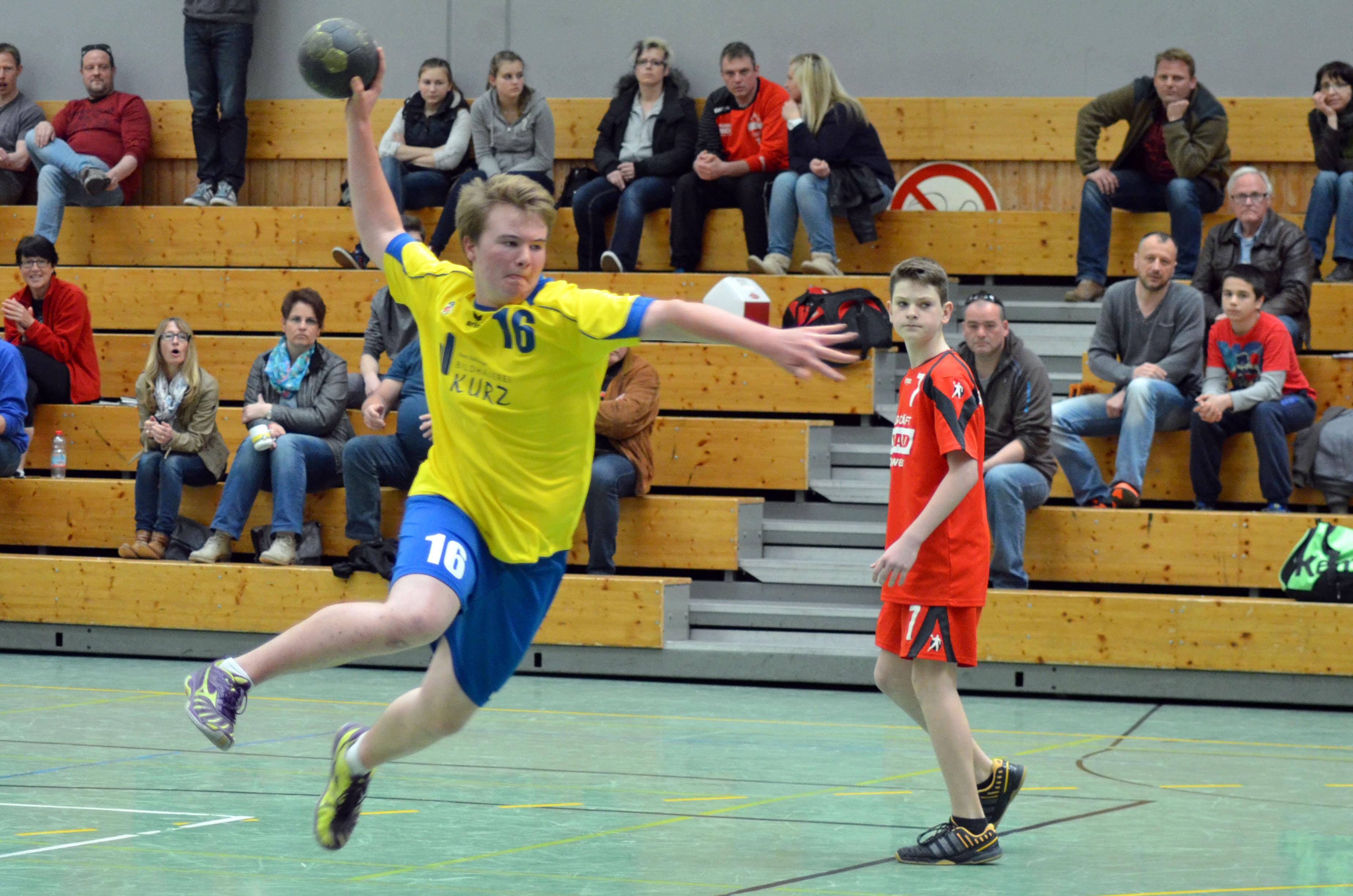 B-Jugend 2016-1