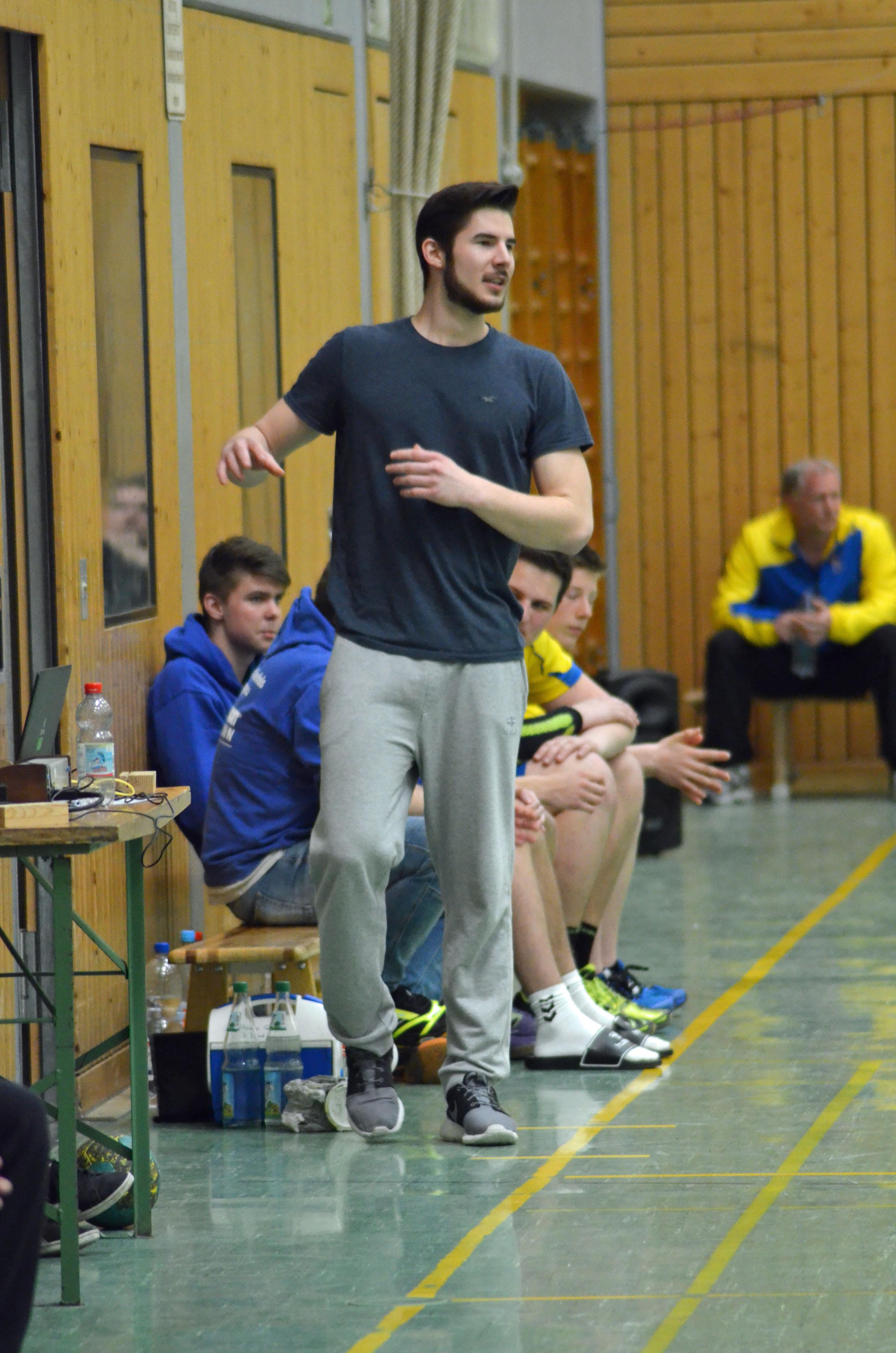 Trainer Arne Koinzer
