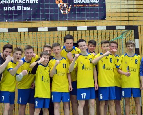 Panthers B-Jugend Südbadenliag wir kommen