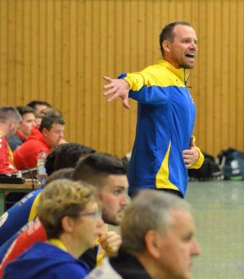 Trainer Christian Kohlbecker
