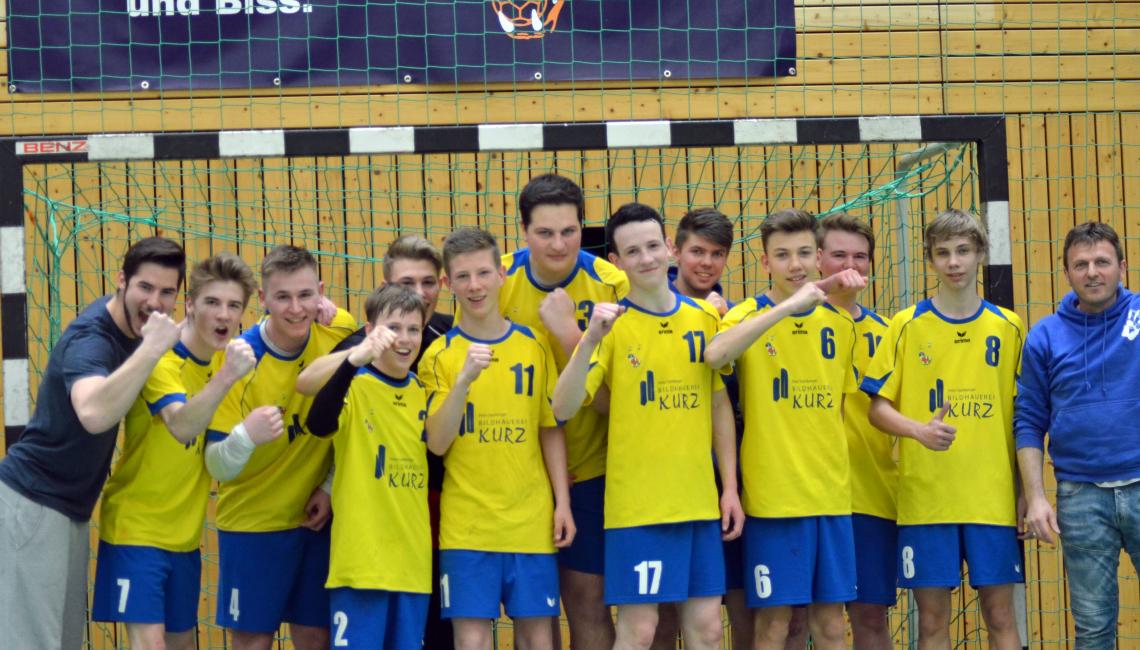 Panthers B-Jugend Sieger 1. Quali-Runde