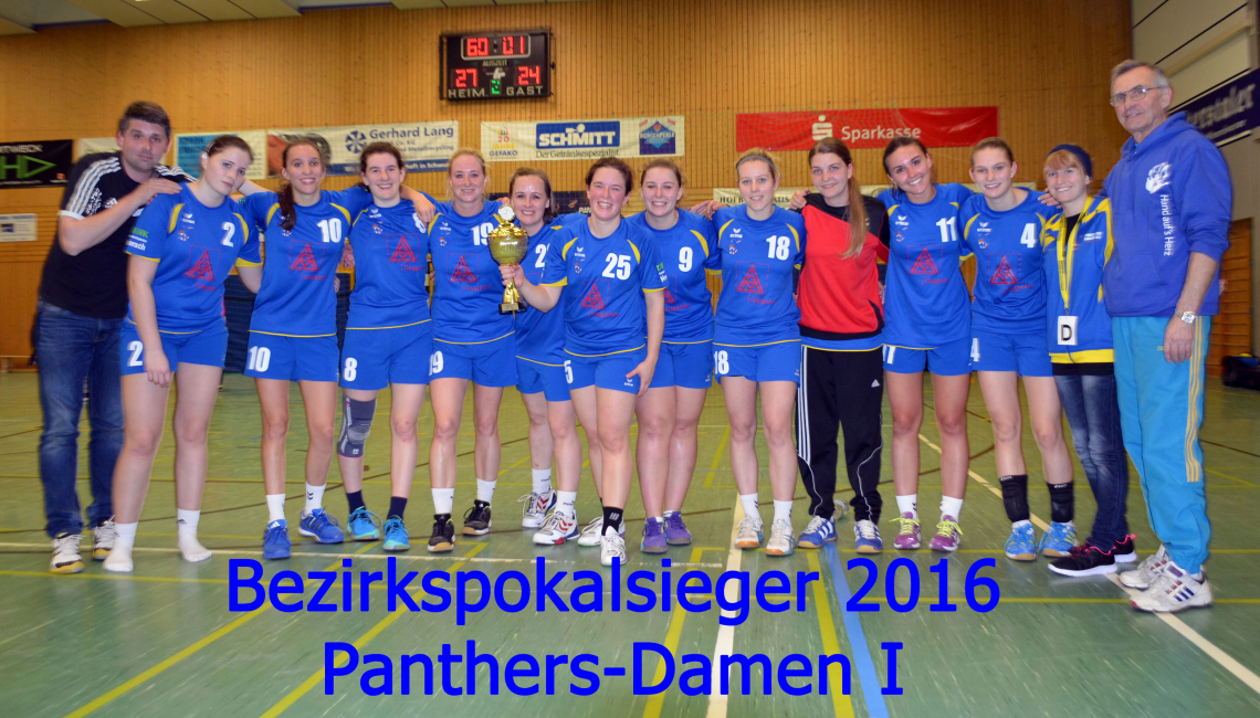 Damensieger-Pokalsieger