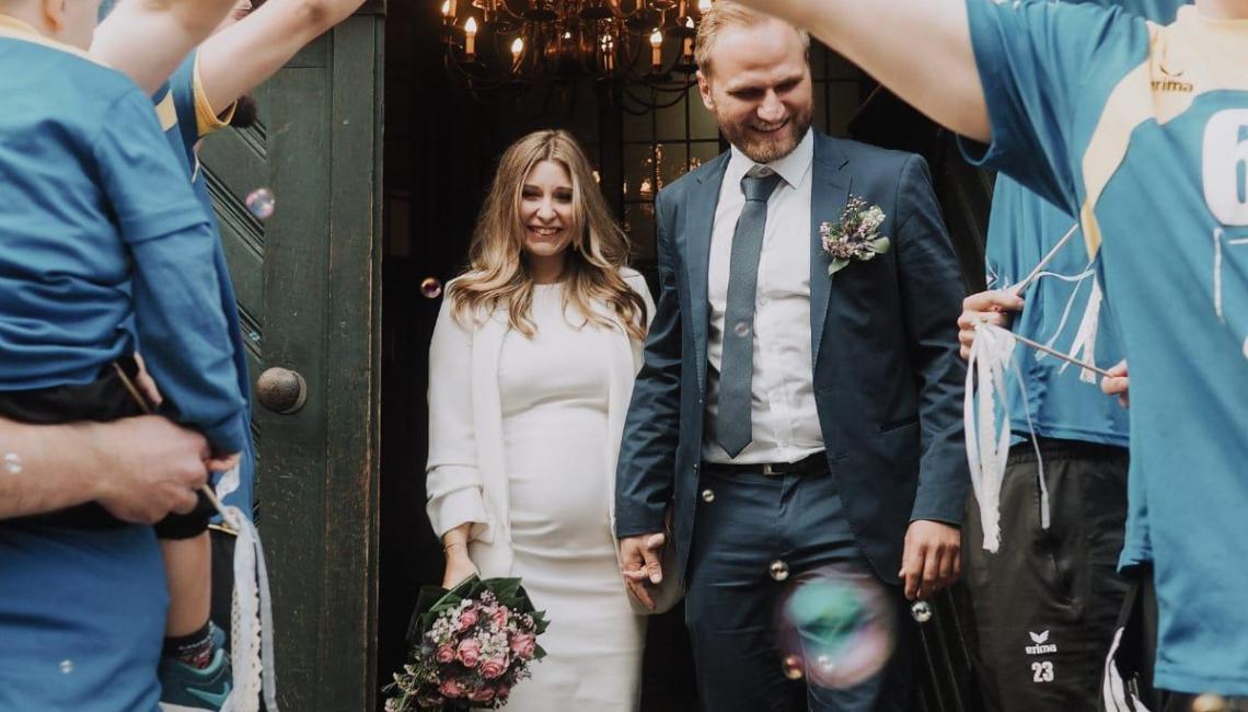 Hochzeit Sophia und David